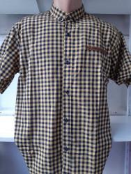 Рубашки мужские ПОЛУБАТАЛ оптом 91456708 06-17