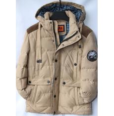 Куртка мужская зимняя оптом Китай 2909223 E68-2