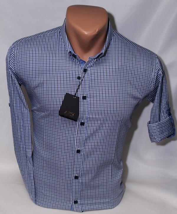 Рубашки подростковые  оптом 02918567 2168-1