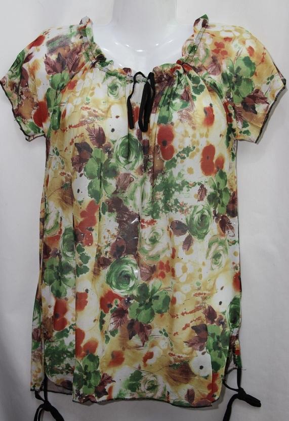 Блузы женские оптом 02075085 1827-1