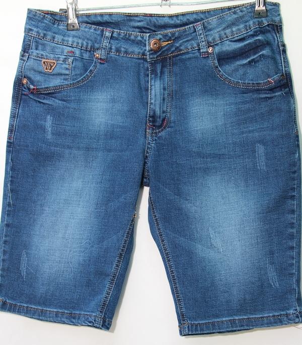 Шорты джинсовые мужские NEW JEANS оптом 85432019 8074