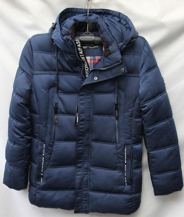 Куртки мужские JTFS зимние оптом 07364512 2102-21