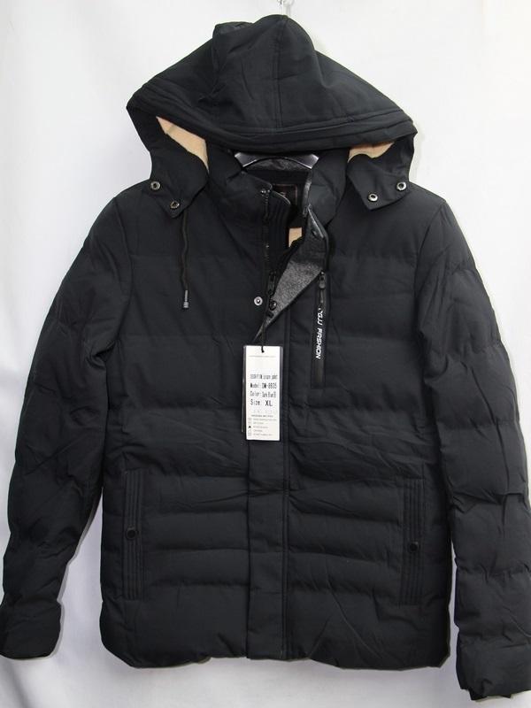 Куртки мужские Dark.Blue оптом 40961578 8935