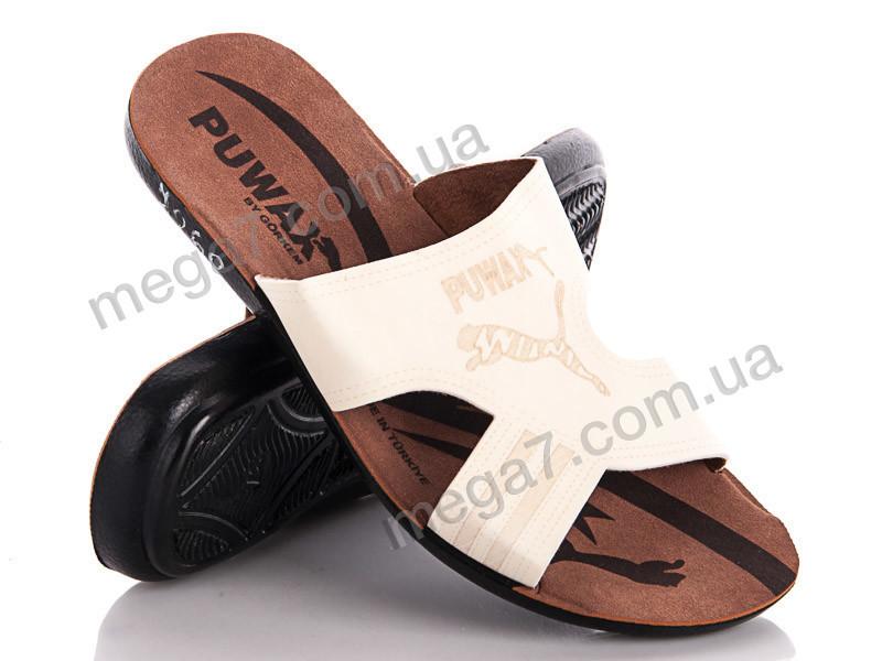 Шлепки, Makers Shoes оптом 7060-3
