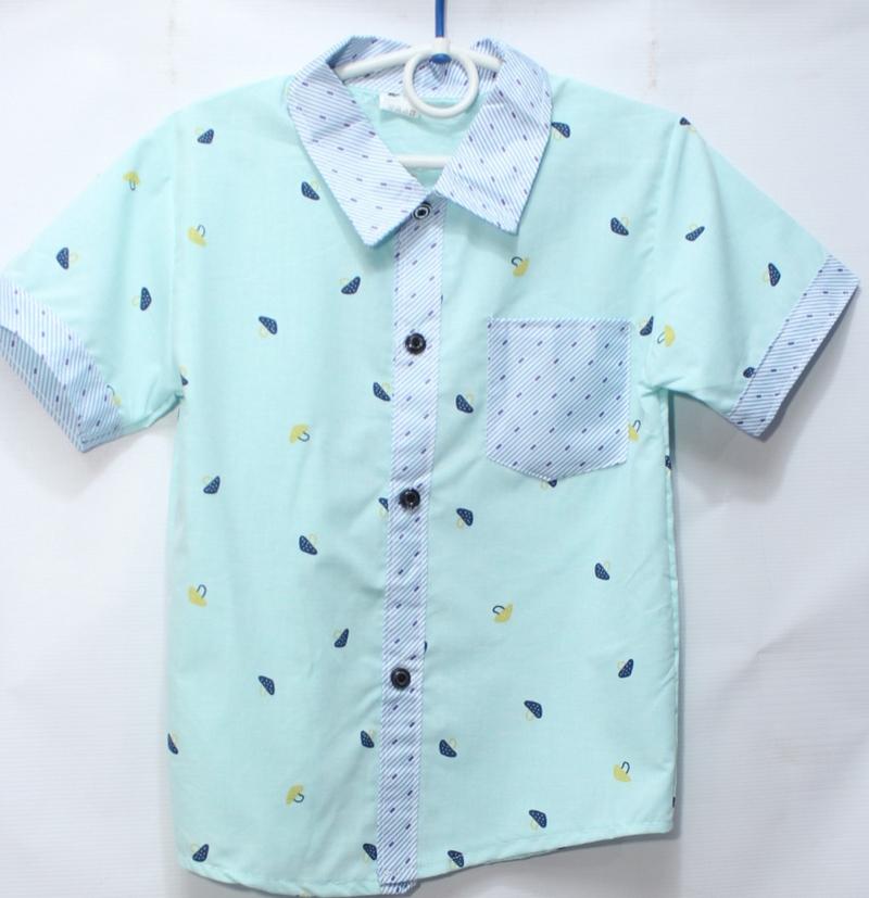 Рубашки детские оптом 04267391 1-15