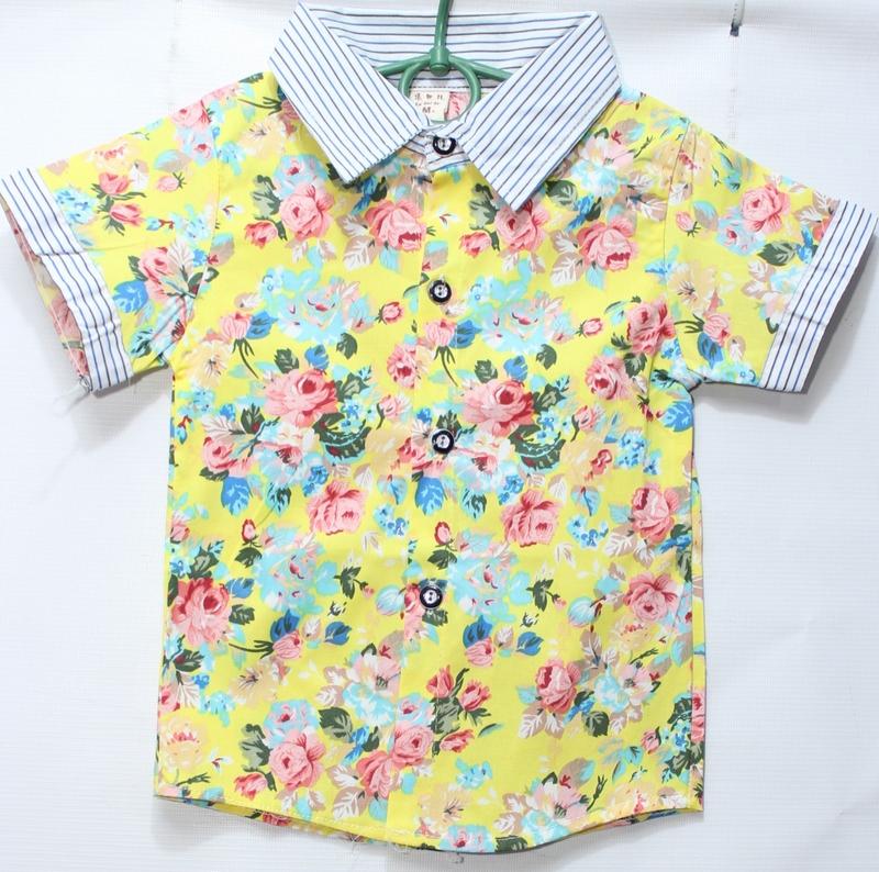 Рубашки детские оптом 70126543 1-21