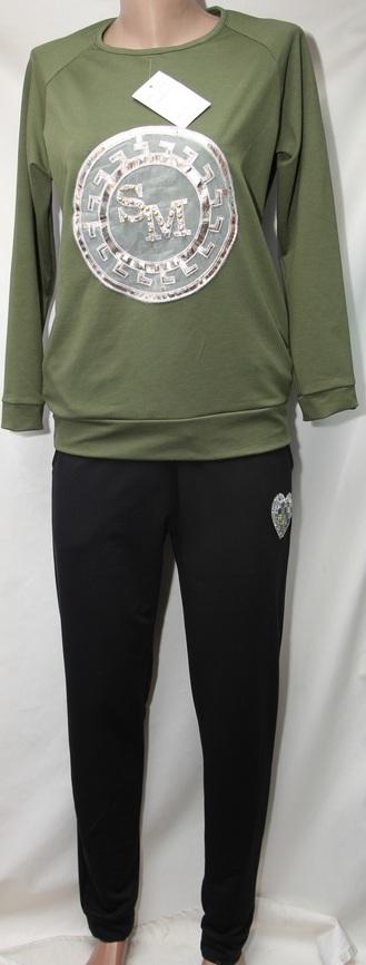 Спортивные костюмы женские  оптом 2007927 6777-10