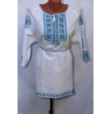 Вышитое платье женское оптом 1307782 021