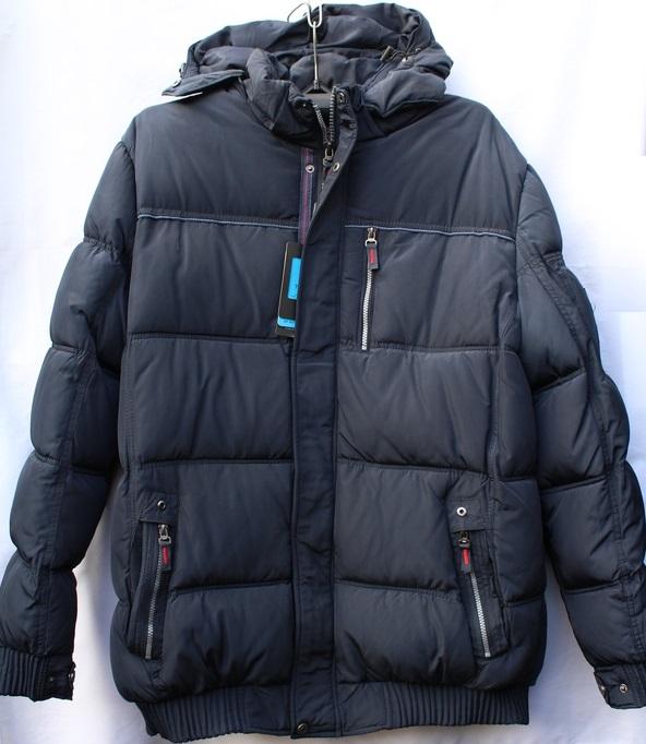 Куртки мужские зимние Yisen Батал оптом 72390145 JFYH-1901-191