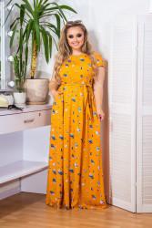 Платья женские БАТАЛ оптом 60127489 261-5