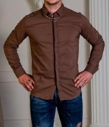 Рубашки мужские оптом 80319425 04  -15