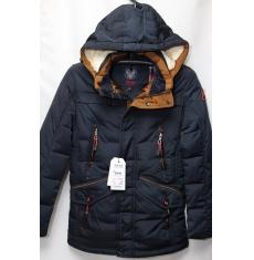 Куртка подростковая зимняя оптом 0412975 639