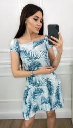 Платья женские БАТАЛ оптом 59630781  260-5