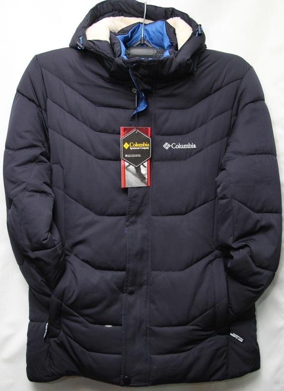 Куртки мужские тинсулейт зимние COLUMBIA  оптом 07081337 Y-12