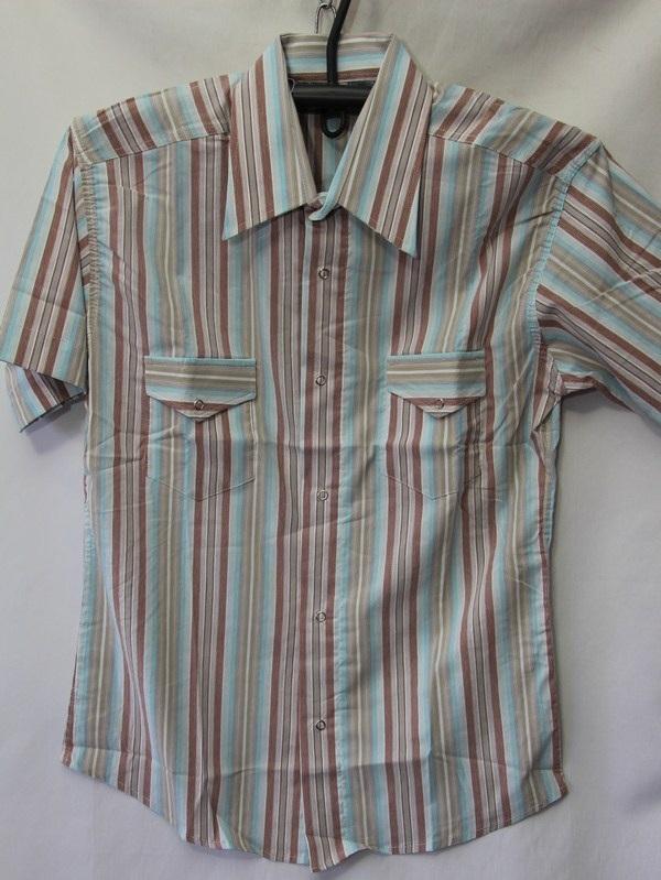 Рубашки мужские Турция оптом 2004523 3636-28