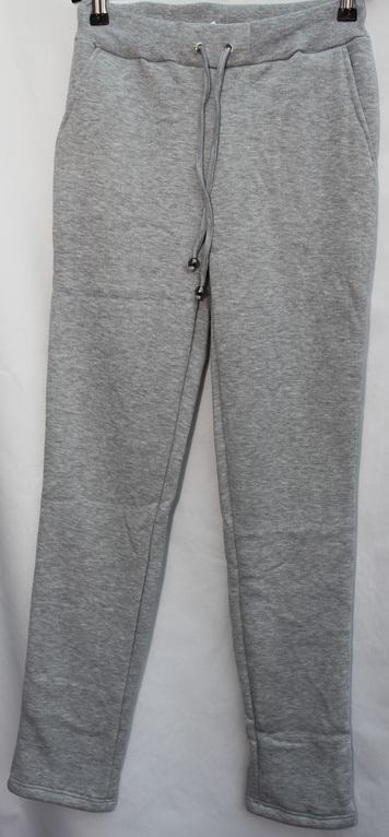 Спортивные штаны  женские оптом 1309176 701-1