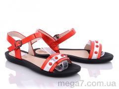 Босоножки, Summer shoes оптом A585 red