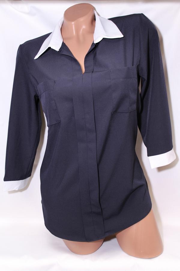 Блузы женские оптом 1207544 1-2