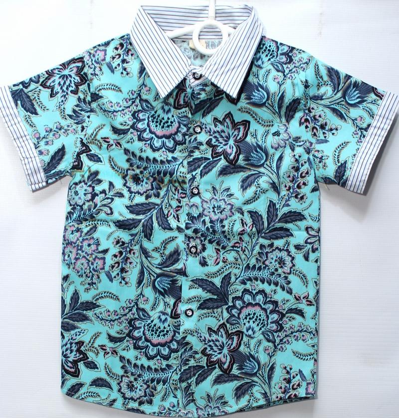 Рубашки детские оптом 91478536 1-26