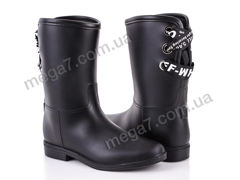 Резиновая обувь, Class Shoes оптом 608-1B черный