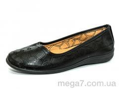 Туфли, Saimaoji оптом V115 черный