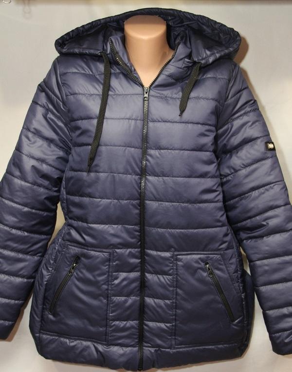 Куртки женские  оптом 63502748 120-41