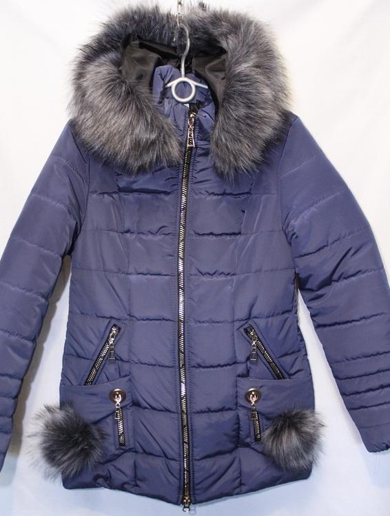 Куртки  Украина женские  оптом 14378925 7535-10