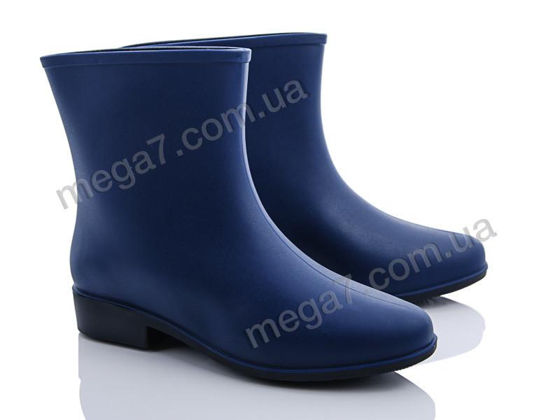 Резиновая обувь, Class Shoes оптом G01-1 синий