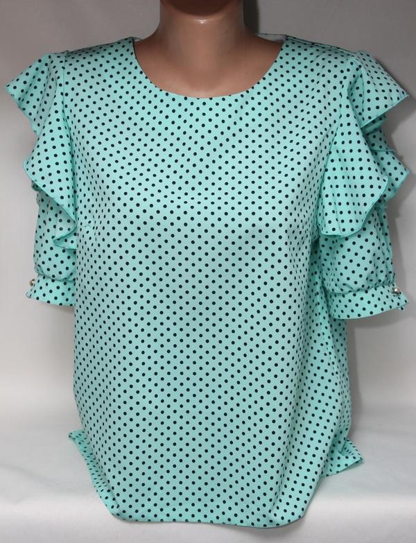 Блузы женские оптом  31054904 4976-1