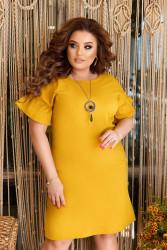 Платья женские БАТАЛ оптом 26590714  195-3