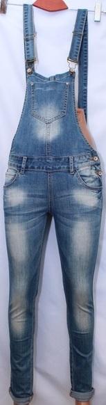 Комбенизоны женские джинсовые оптом 31298764 8732