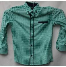 Рубашка подростковая оптом 08021095 6220