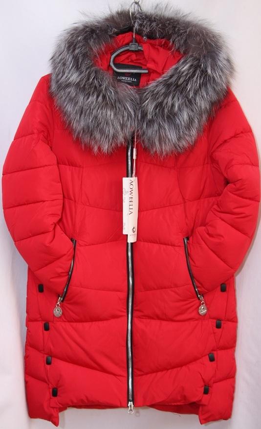 Куртки женские AOWEELIA оптом 19091209 8033-2