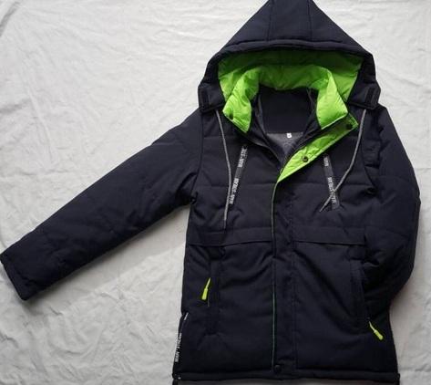 Куртки подросток на мальчика оптом 49285613 679-10