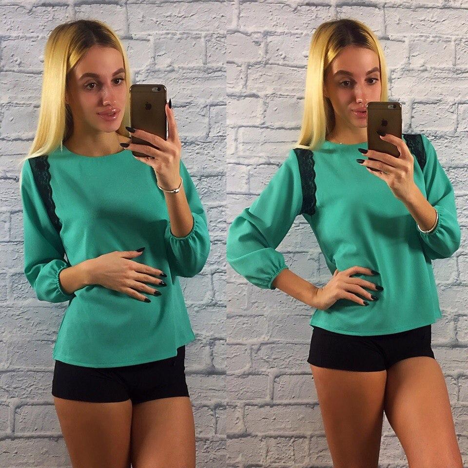 Блуза женская оптом  26025206 579-7
