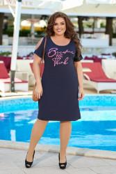 Платья женские БАТАЛ оптом 09345168 2011-11
