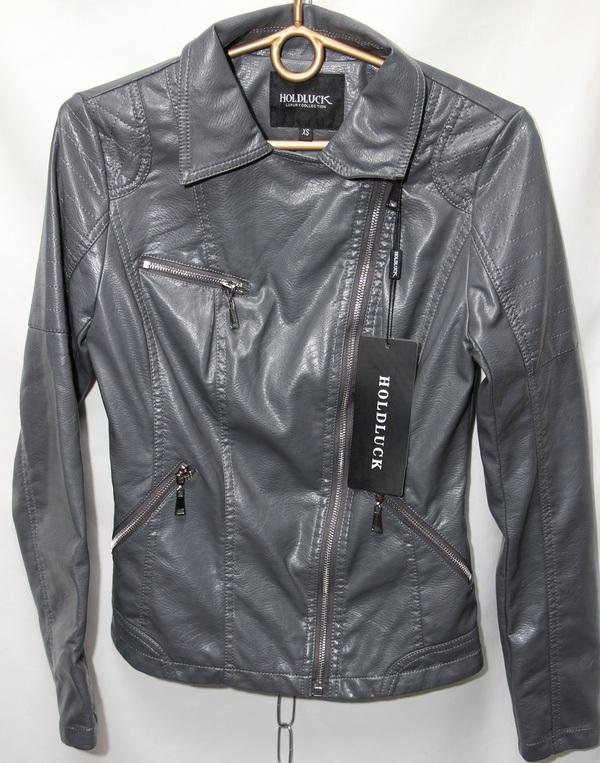 Куртки женские HOLD LUCK демисезонные оптом 43718502 805-3
