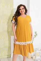 Платья женские БАТАЛ оптом 70432681 12  -8
