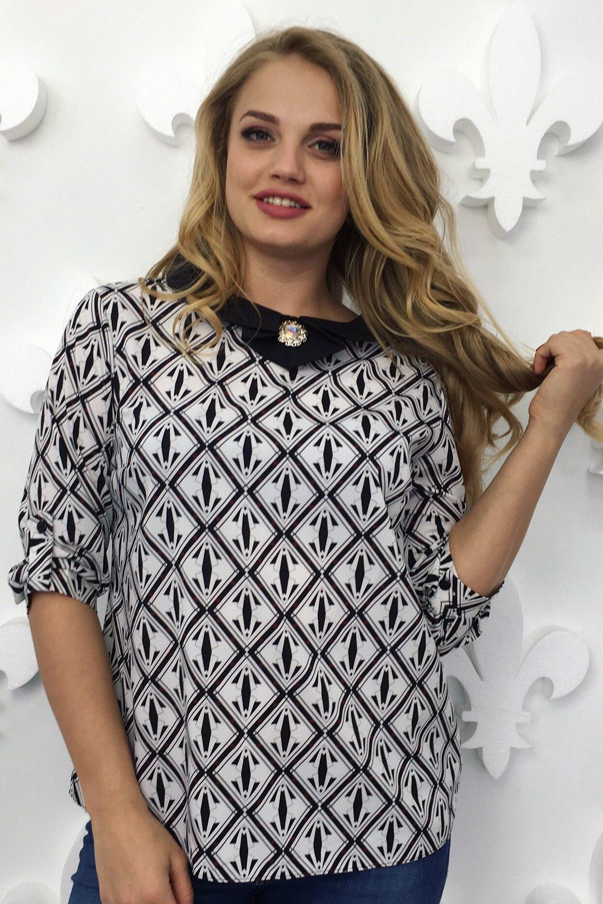 Блуза женская  оптом 27984635 222-36