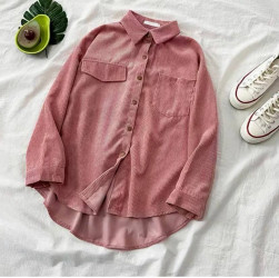Рубашки женские оптом 64279350 261-11
