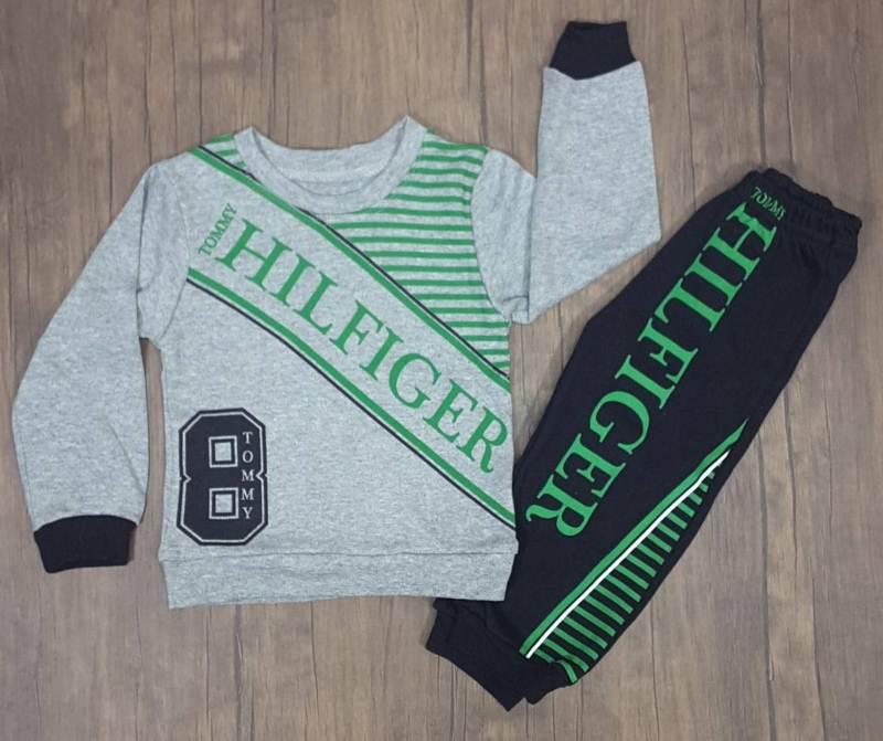 Спортивный костюм детский Hilfiger оптом 67452018 2-11