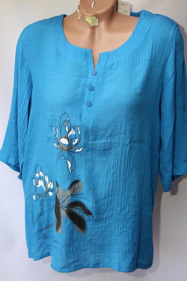 Блузы женские оптом 2603286 6-16
