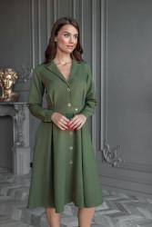 Платья женские БАТАЛ оптом 83967524 3175-16