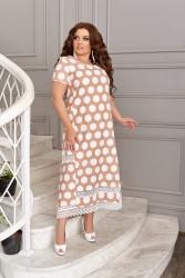 Платья женские БАТАЛ оптом 72489051  05-15