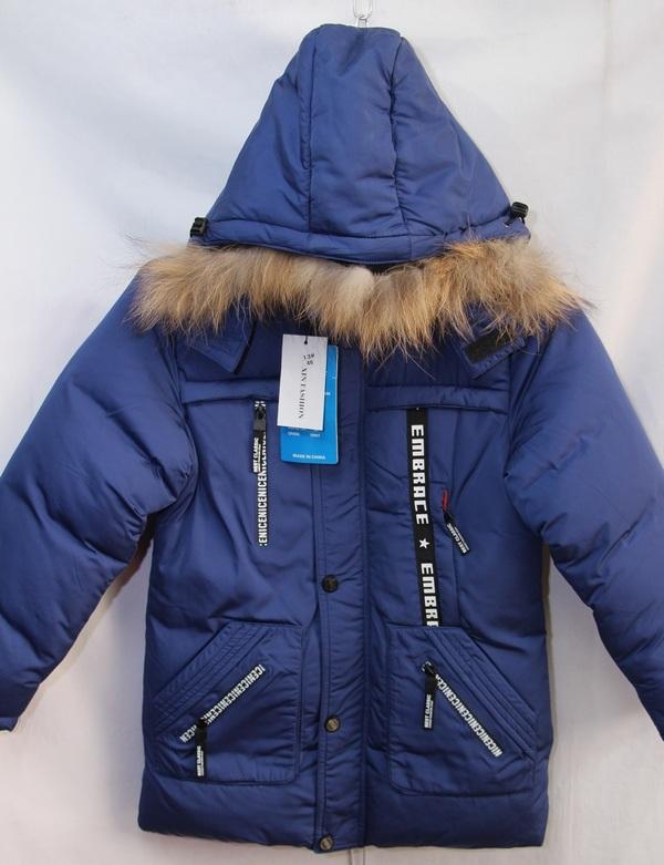 Куртки подростковые зимние оптом 20091076 13-5-1