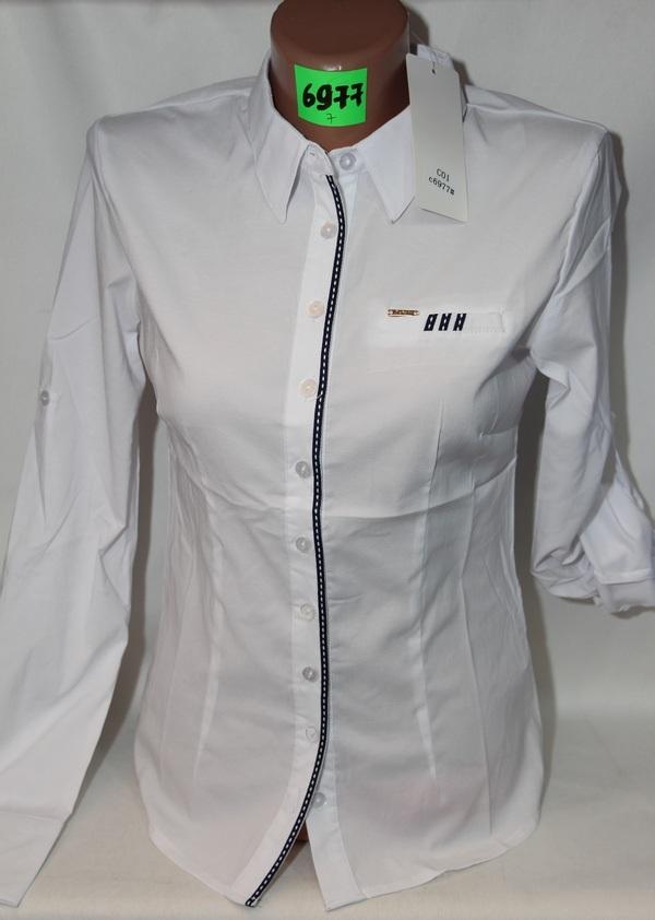 Блузы школьные оптом 13725840 6977-1