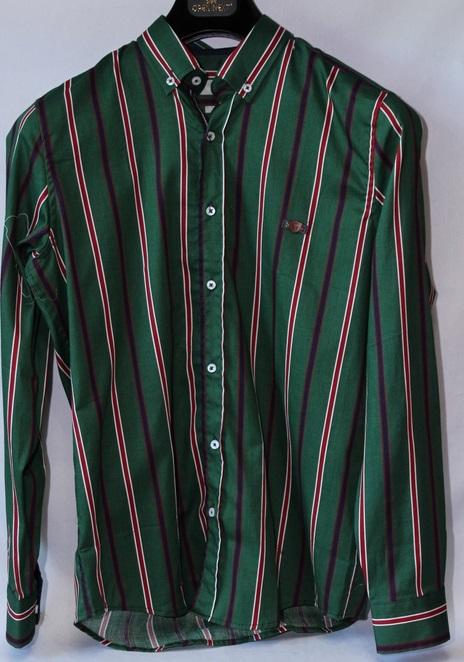Рубашки мужские оптом 15104457 7639-1