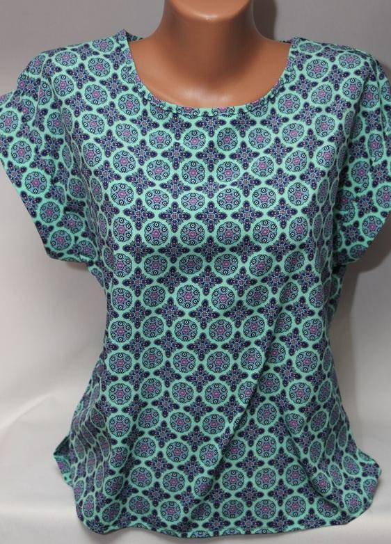 Блуза женская оптом  23044010 4801-2