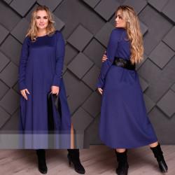 Платья женские БАТАЛ оптом Турция 73594601 1059-15
