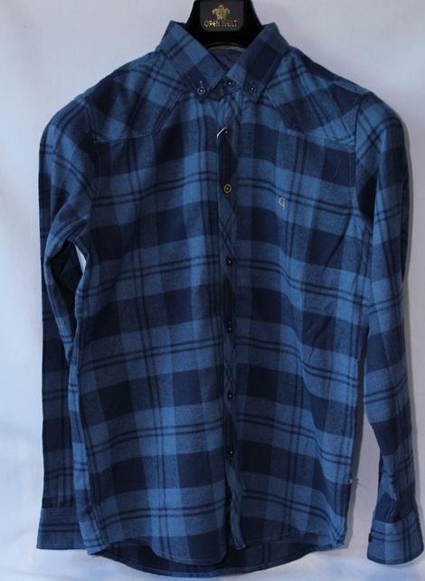 Рубашки мужские оптом 15104457 7639-36